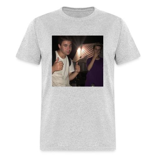 Me and Eddie lmao T-Shirt - Men's T-Shirt