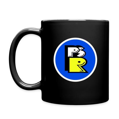PowerSmashRetro Mug Black - Full Color Mug