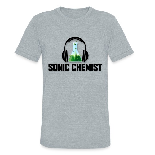 Sonic Chemist - Unisex Tri-Blend T-Shirt