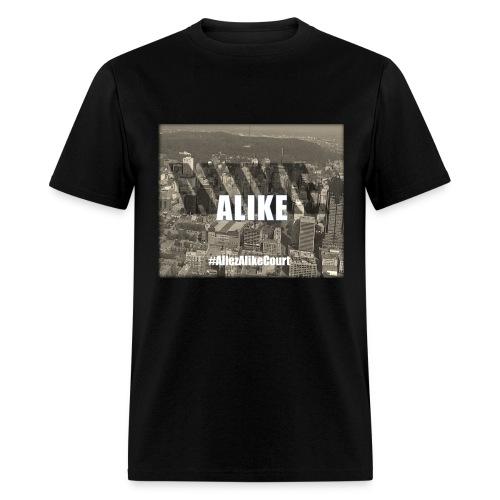 Alike T-shirt homme - T-shirt pour hommes