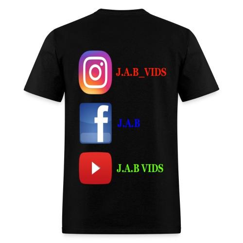 J.A.B INFO  - Men's T-Shirt
