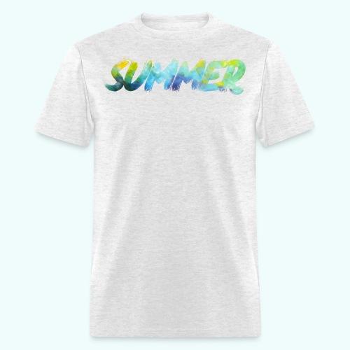 Summer T-Shirt - Men's T-Shirt