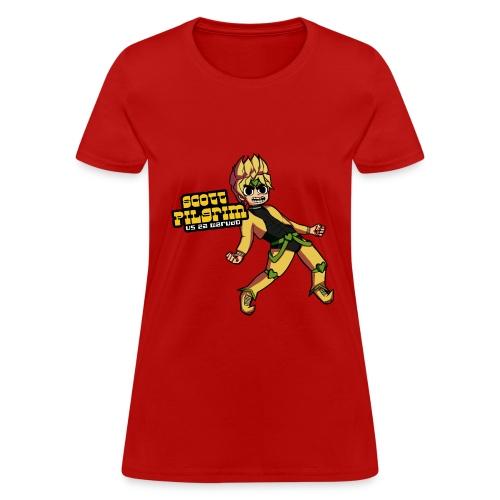 Scott Pilgrim VS. Za Warudo Women's shirt - Women's T-Shirt