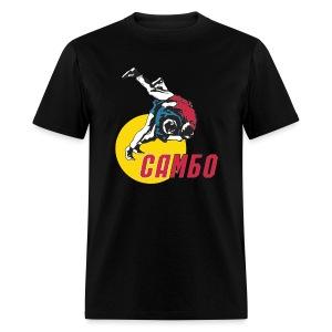 Russian Sambo - Men's T-Shirt