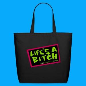 Not a dime bag... - Eco-Friendly Cotton Tote