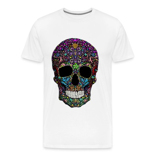 Colorskull - Men's Premium T-Shirt