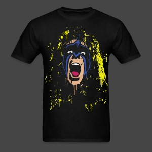 Ultimate Warrior Crash The Plane Shirt - Men's T-Shirt