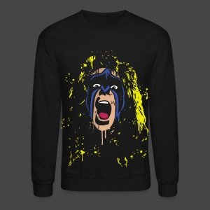 Ultimate Warrior Crash The Plane Sweatshirt - Crewneck Sweatshirt