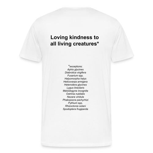 Men's loving kindness - Men's Premium T-Shirt