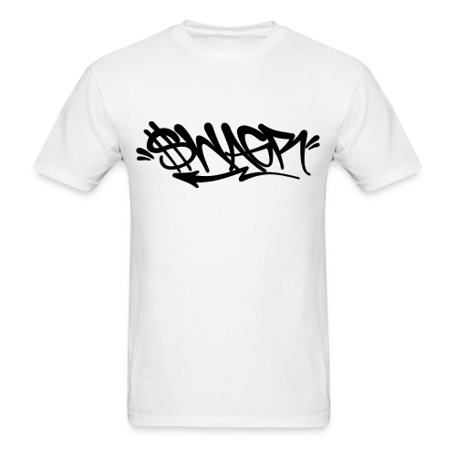 SWAGR Tag Black - Men's T-Shirt
