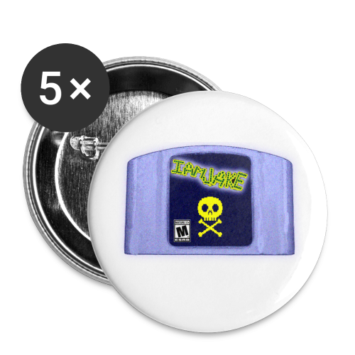 IAMJAKE Buttons - Buttons small 1'' (5-pack)