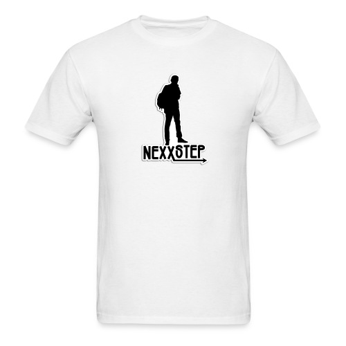 NEXXSTEP LOGO BRANDED - Men's T-Shirt