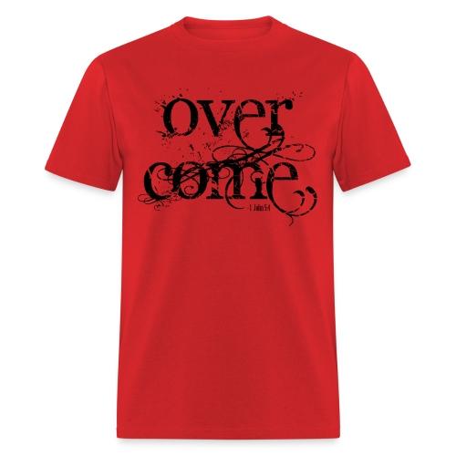 Overcoming Faith  - Men's T-Shirt