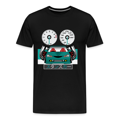 Stance Japan 5 - Men's Premium T-Shirt
