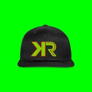KR Snapback Hat - Snap-back Baseball Cap