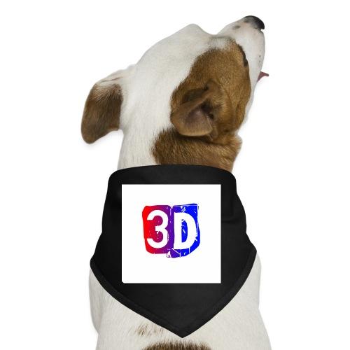 (ChewBacca3D LOGO) Dog Bandana  - Dog Bandana