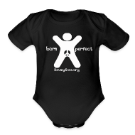 Baby Bodysuits ~ Baby Short Sleeve One Piece ~ born perfect