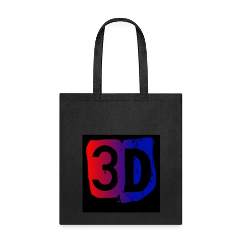 (ChewBacca3D LOGO) Bag - Tote Bag