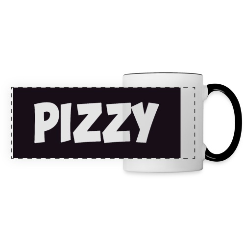Pizzy Mug - Panoramic Mug