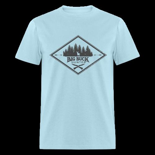 Hipster Big Buck - Men's T-Shirt