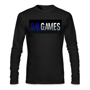 SaL -Gaming Long Sleeved Shirt (Men) - Men's Long Sleeve T-Shirt by Next Level