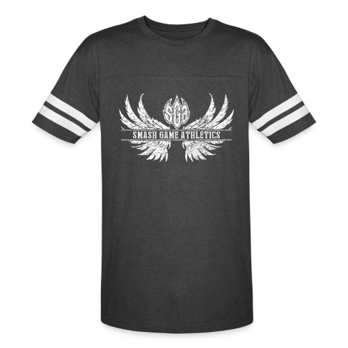 SmashGame Wings Of Glory Tag Tee - Vintage Sport T-Shirt