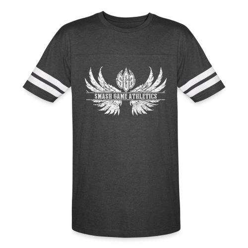 SmashGame Wings Of Glory Tag Tee - Vintage Sport T-Shirt