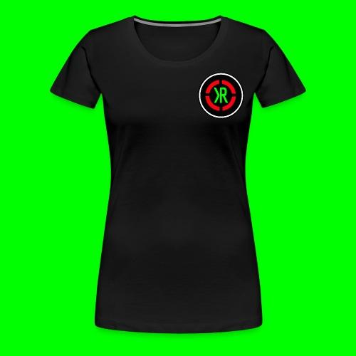 Woman's Pocket Design - Women's Premium T-Shirt