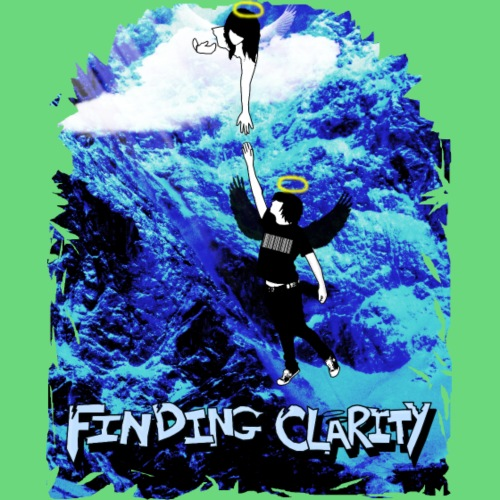 Ladies' Long Fitted Tank: The Body You Have Paint Logo - Women's Longer Length Fitted Tank
