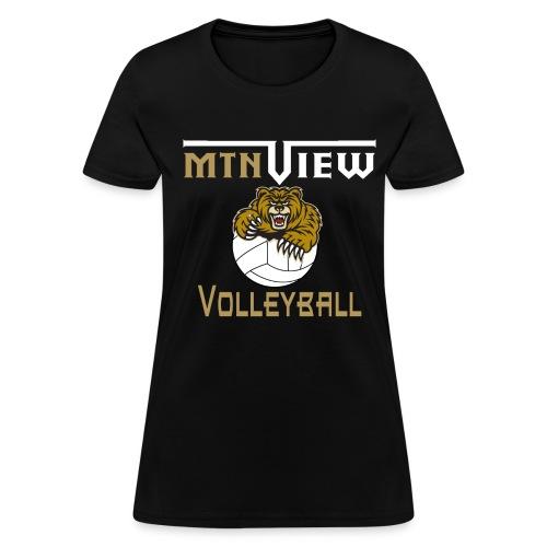 Mtn View Women's Volleyball T-Shirt - Women's T-Shirt