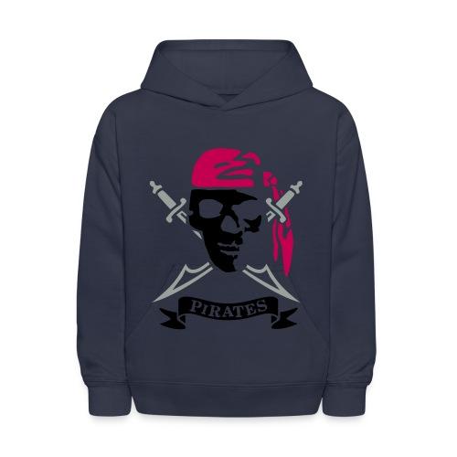 Kid`s Hoodie pirate - Kids' Hoodie