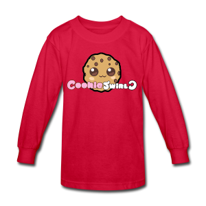 CookieSwirlC Kids' Long Sleeve T-Shirt - Kids' Long Sleeve T-Shirt