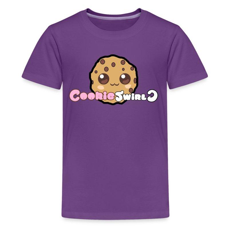 CookieSwirlC Premium Kids' Shirt - Kids' Premium T-Shirt