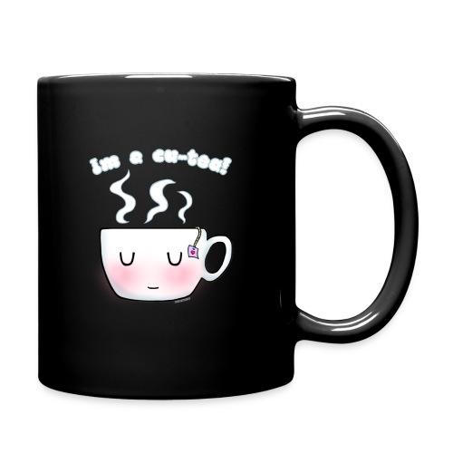 I'm a Cu-Tea! Pun Mug - Full Color Mug