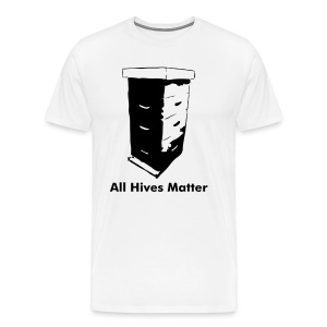 All Hives Matter - Men's Premium T-Shirt