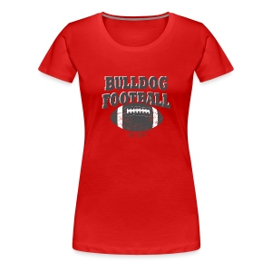 Football (Women's) - Women's Premium T-Shirt