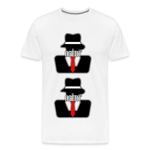 Two Agents - Men's Premium T-Shirt