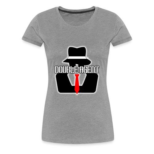 For My 7 Female Fans: Grey - Women's Premium T-Shirt