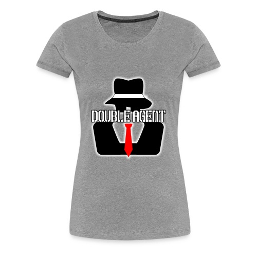 For My 7 Female Fans: Grey - Women's Premium T-Shirt