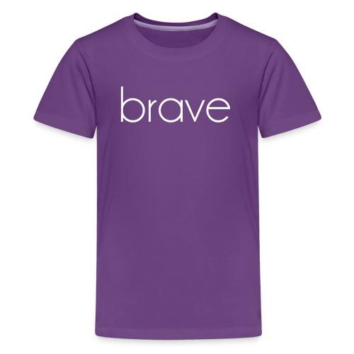 Brave Kid Tee - Kids' Premium T-Shirt