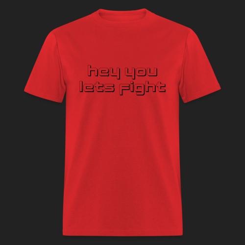 Logo Tee - Black on Light, Men's - Men's T-Shirt