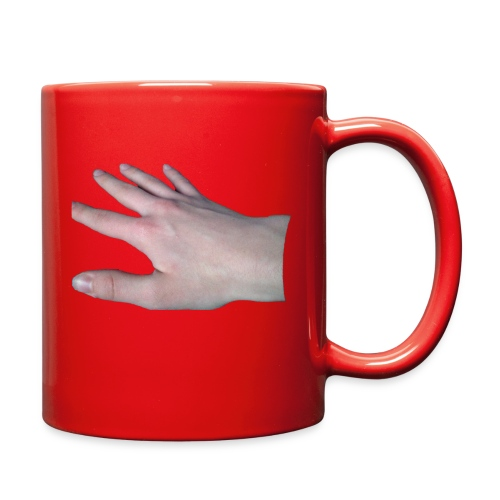 Etiv's hand mug - Full Color Mug