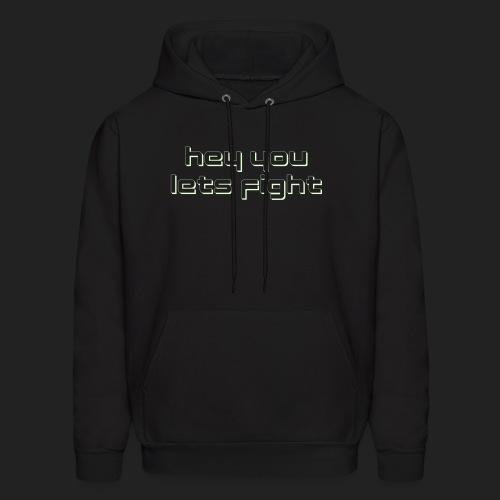 Logo Hoodie - Glow in the Dark, Men's - Men's Hoodie