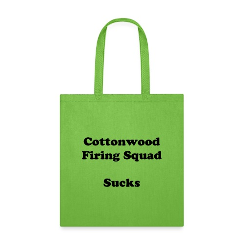 c.f.s sucks tote - Tote Bag