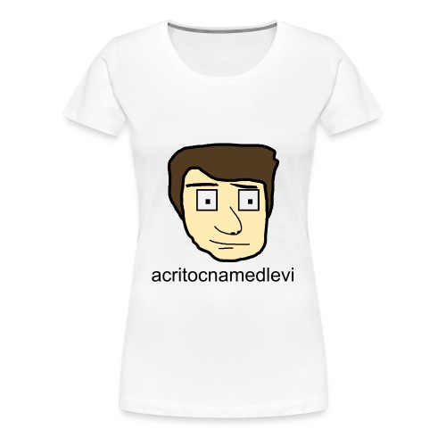 ACroticNamedLevi for women - Women's Premium T-Shirt