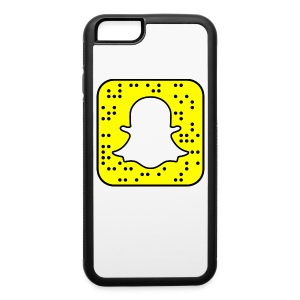 Cole's Snapcode Phone Case - iPhone 6/6s Rubber Case