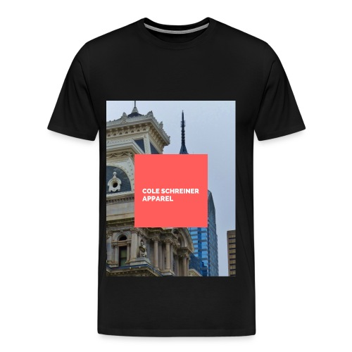 Philadelphia Apparel Logo  - Men's Premium T-Shirt