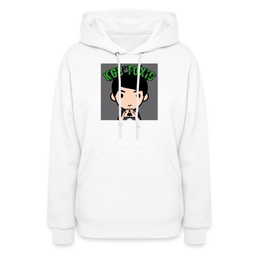 KG3 Toxic Logo Sweatshirt - Women's Hoodie