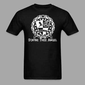 Stayne Thee Angel New Logo - Men's T-Shirt