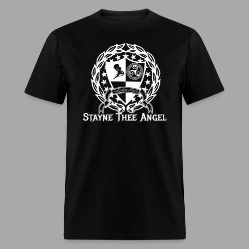 Stayne Thee Angel New Logo - Men's T-Shirt